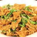 MAGGI Green Beans and Battered Mushrooms Recipe