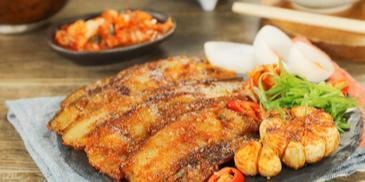 Thịt Ba Chỉ BBQ Sốt Hàn Quốc