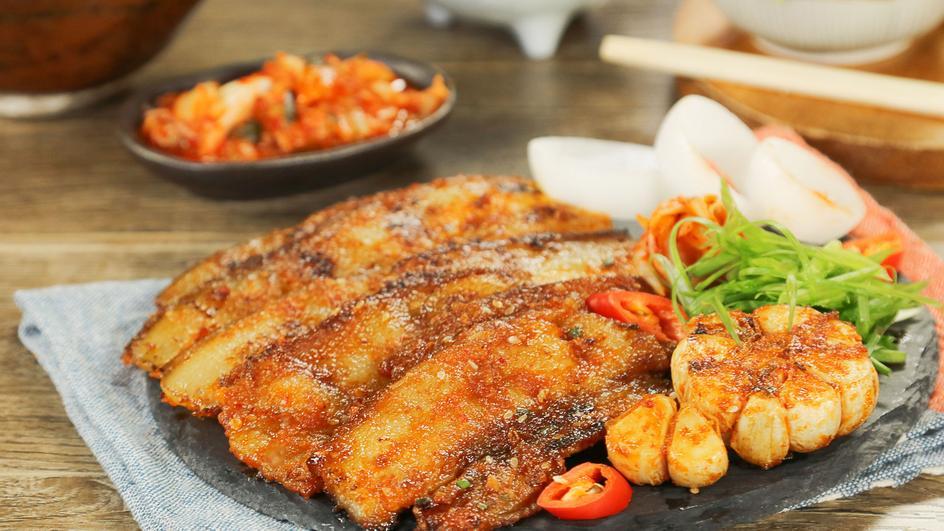Thịt BBQ Sốt Hàn Quốc