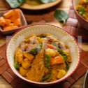 All-in-one Veggie Pottage