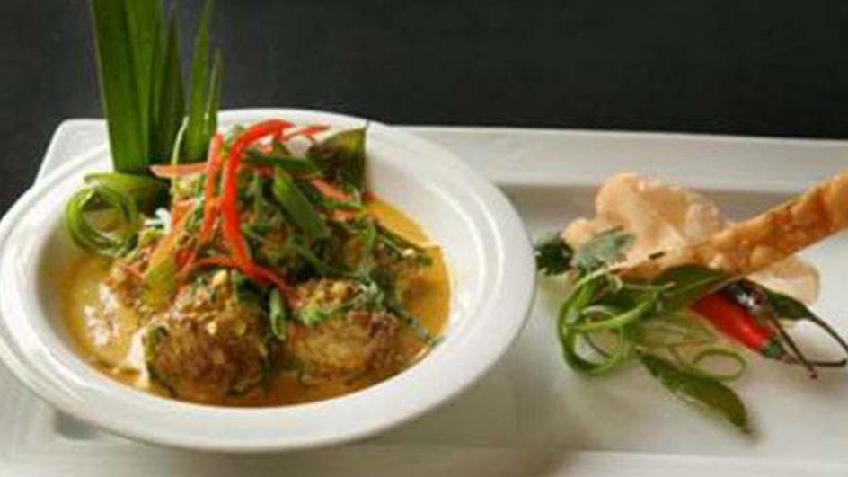 Kohila Ball Curry