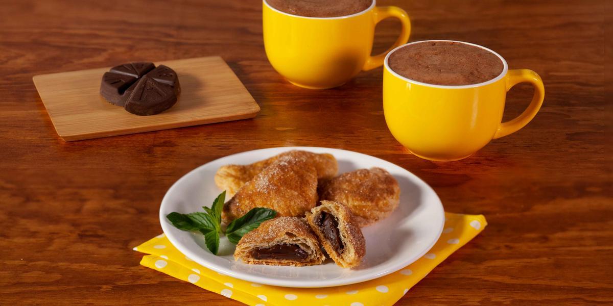 Empanadas de Chocolate Abuelita