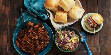 Slow Cooked Pulled Pork