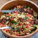 Ricetta Bulgur con verdure: avocado e pomodorini
