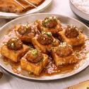 Oystar Stuffed Tofu