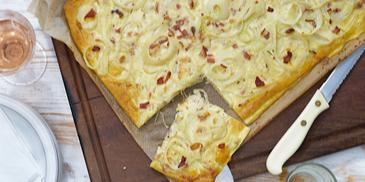 Thüringer Zwiebelkuchen