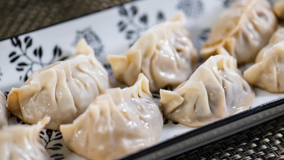 Dumpling Kambing Beraroma