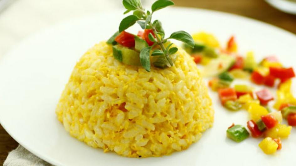 Sformatini di riso alla Zucca