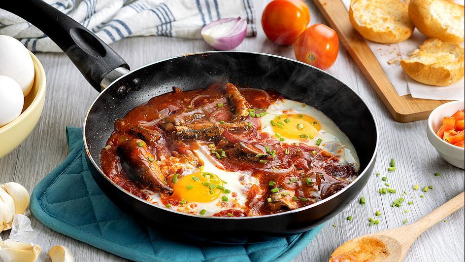 Savorventure Ginisang Sardinas with Egg