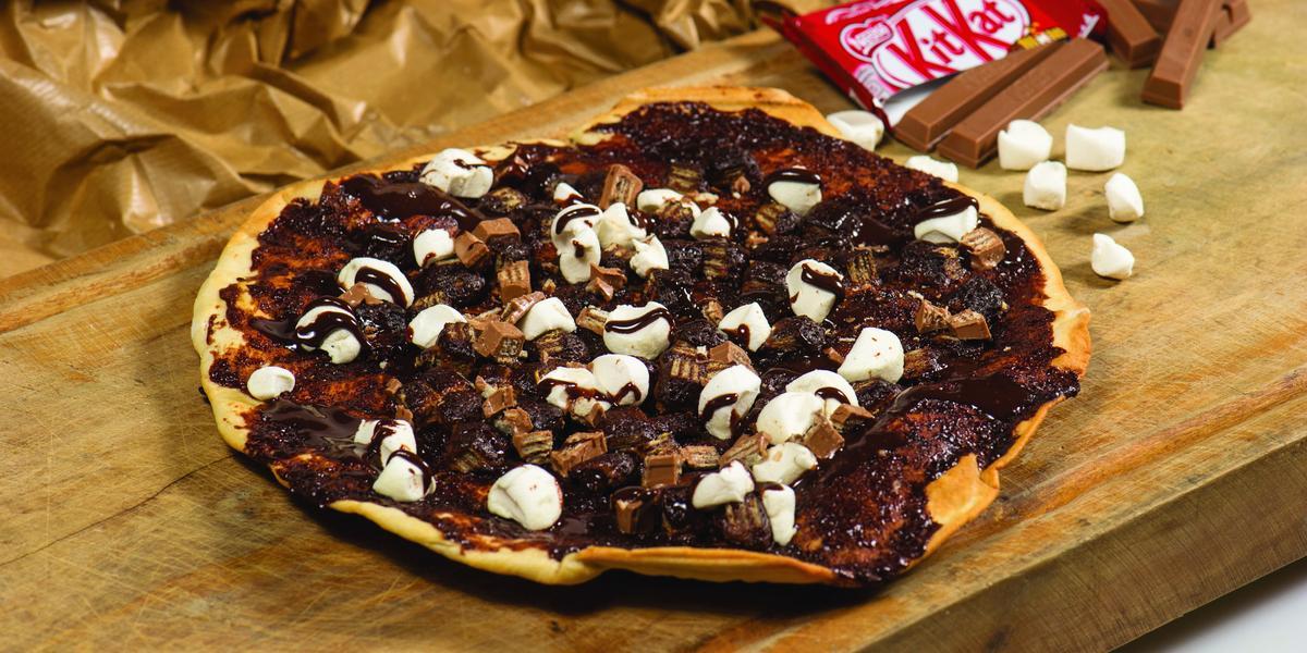 Pizza KitKat