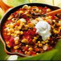 Mexikanische Hackfleisch-Gemüsepfanne