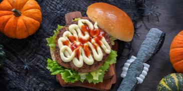 Burger - Halloween Edition