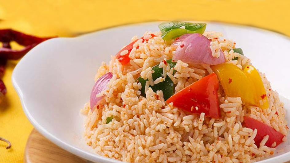 Spicy Coconut Rice