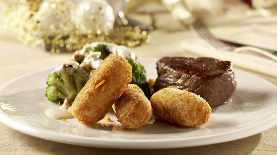 Festtags-Kartoffel-Kroketten