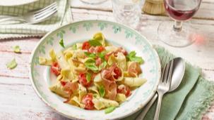 """Spargel-Pasta """"Italia"""""""