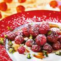 Marinierte Erdbeeren mit Mascarponecreme