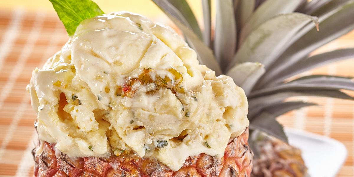 PinaChowlada Ice Cream
