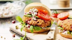 Superfood-Burger
