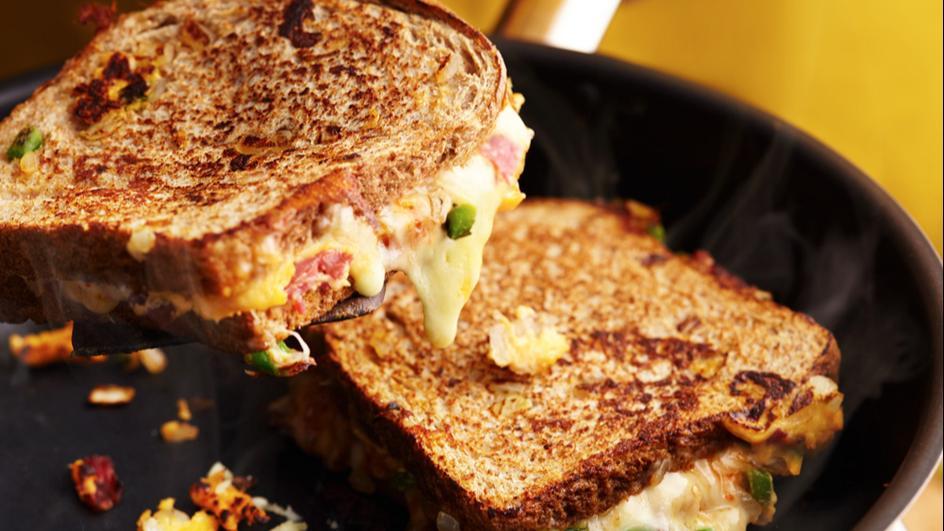 Sandwich Sarapan