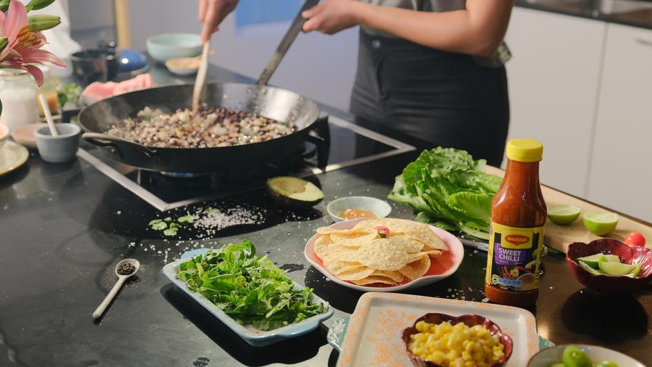 Scrumptious Mexican Vegan Bowl
