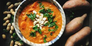 Zupa afrykańska