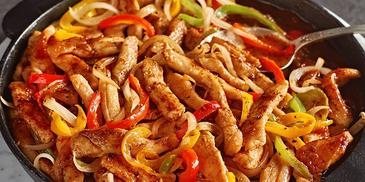 Mexican Chicken Fajita
