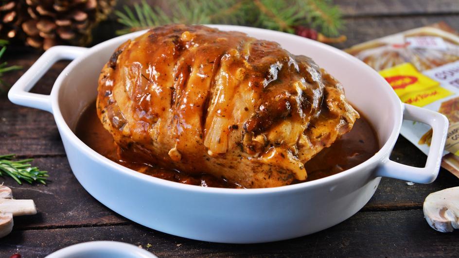 Празнично свинско печено