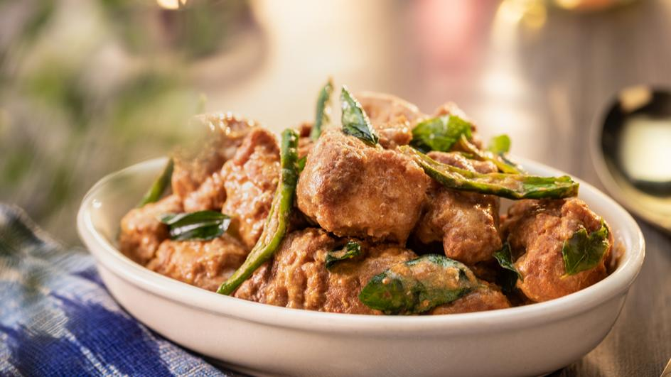 Hyderabadi Style Chicken 65 Recipe