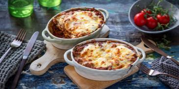 MAGGI Herzensküche ofenfrische Lasagne