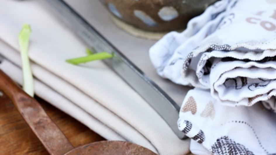 Zupa krem z kopru włoskiego z prażonymi płatkami jaglanymi