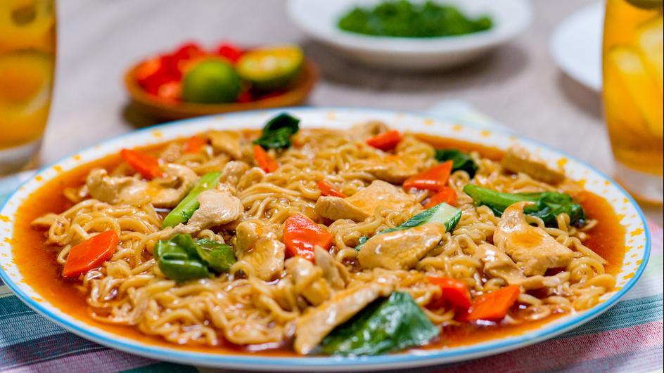 Hailam Style MAGGI Noodles