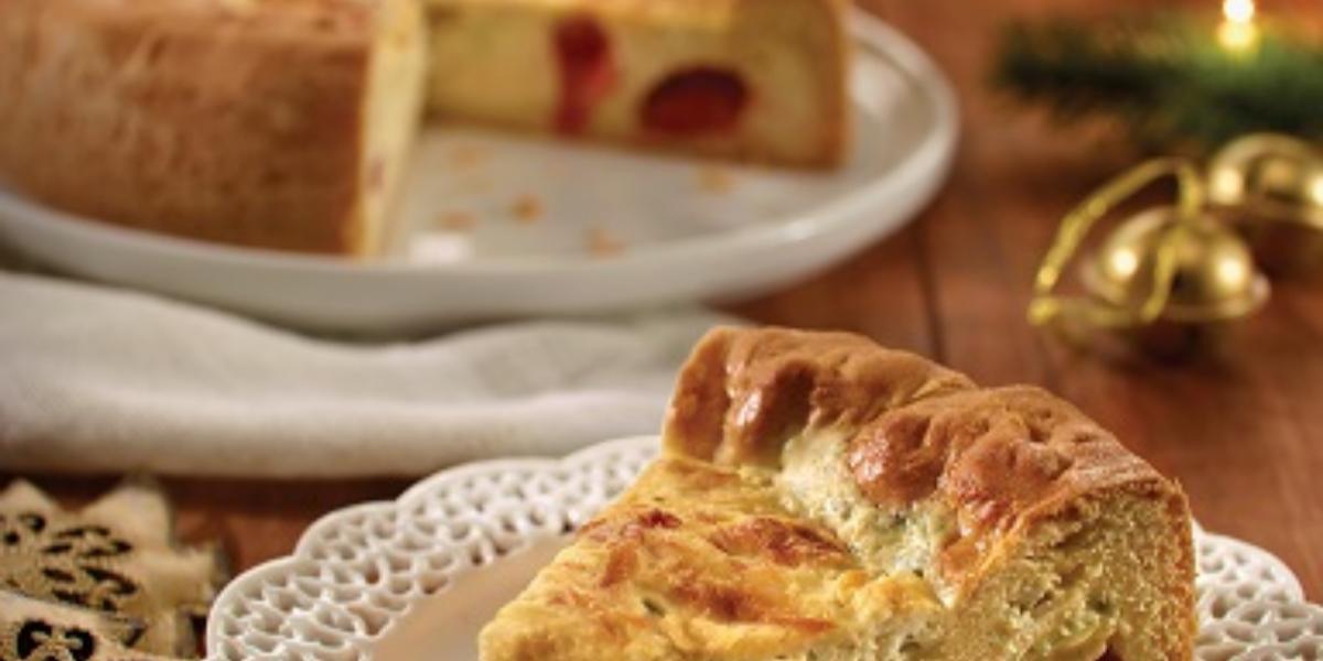 tarta de cuatro quesos