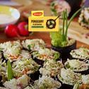 Kashi, czyli sushi z kaszą i sezonowymi warzywami