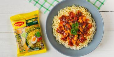 MAGGI BBQ Chicken Noodles