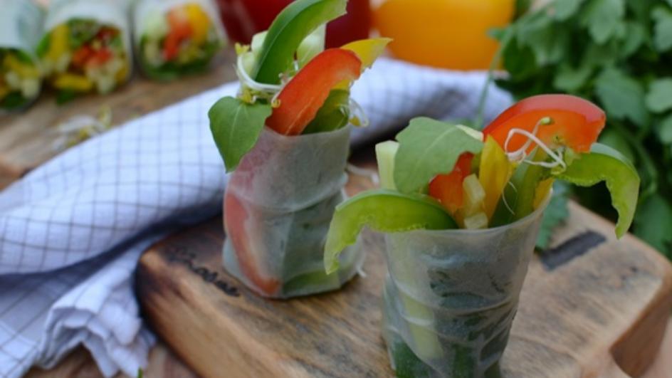 Spring rolls – przekąski na imprezę i… do zupy