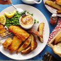Succulent Fish and Chips