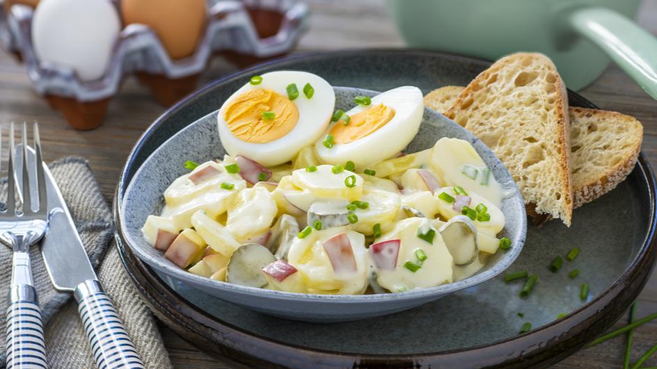 Norddeutscher Kartoffelsalat