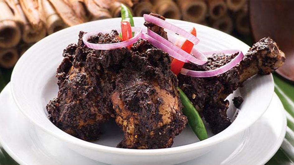 Chicken Ambulthiyal