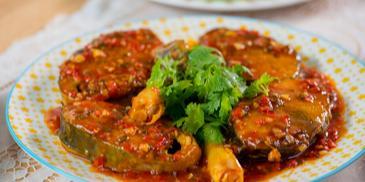 Sambalicious Tongkol Fish
