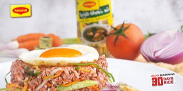Country Egg Fried Rice