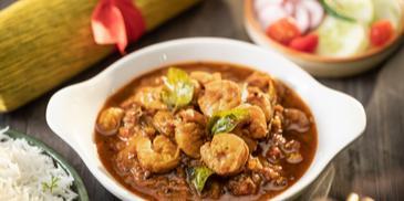 Royalla Pulusu Andhra Prawn Curry Recipe