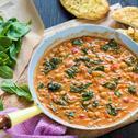 Indisches Kichererbsen Curry