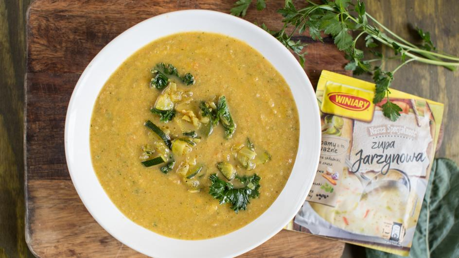 Zupa warzywna krem