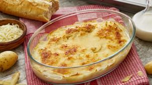 Maggi Fix für Ofen Kartoffelgratin