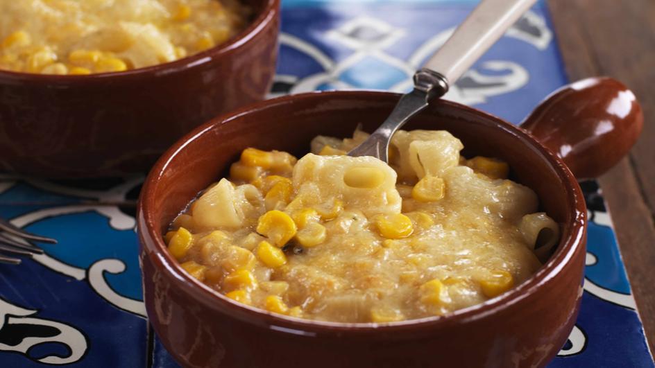 Mac and Corn