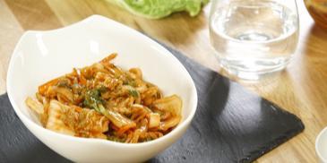 Kimchi - koreanischer Chinakohl