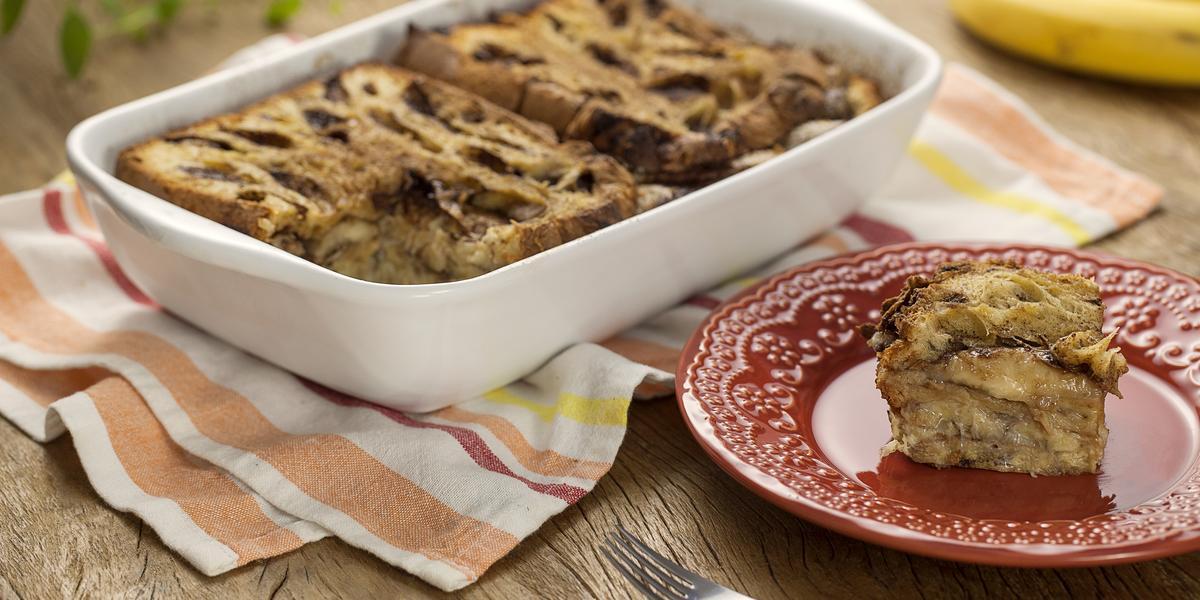Torta-de-Banana-com-Panettone-Zero-Adição-de-Açúcares