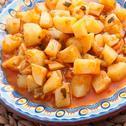 Зеленчукова яхния с картофи