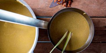 Σούπα κρέμα λαχανικών