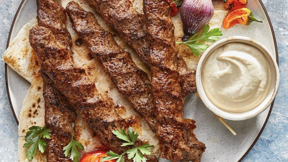 Grilled Kofta